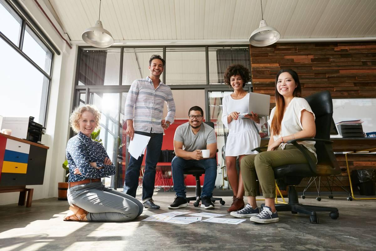 equipo de marketing digital