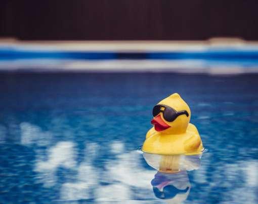 Negocio de piscinas
